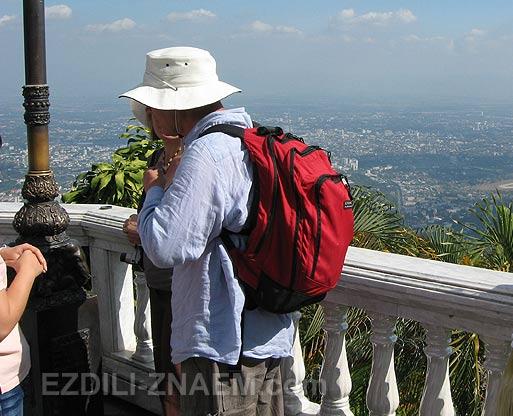 Что смотреть в Тайланде: горы в Чианг Май