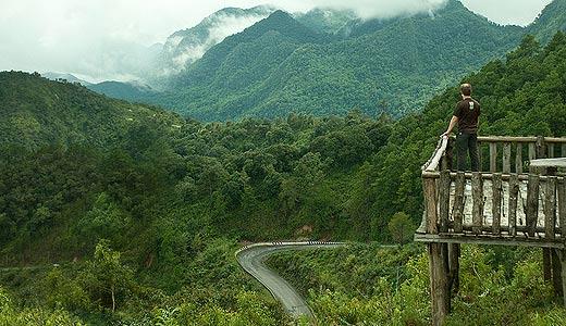 Что посмотреть в Тайланде: горы в Чианг Май