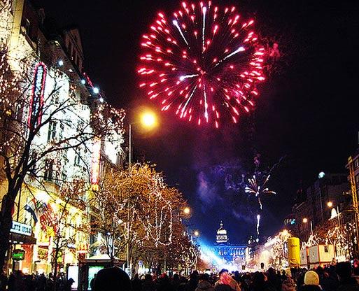 Встретить Новый Год в Праге