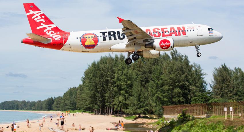 Авиаперелеты в Тайланде: новые правила AirAsia