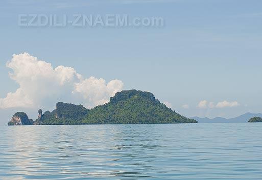 Тайланд: морское путешествие из Ао Нанг (Краби) на остров Ланта