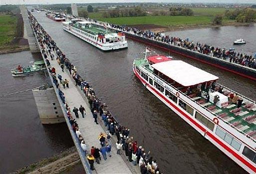 Самые необычные мосты мира. Мост в Германии