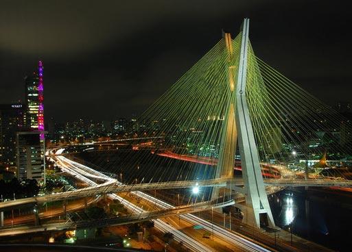Необычные мосты мира. Мост Октавио в Бразилии