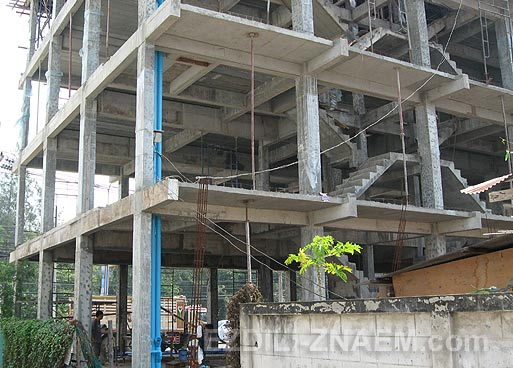 Как строят дома в Тайланде. Особенности строительства кондо