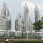 Как живут миллионеры в Сингапуре. Кондо Кеппель Бэй