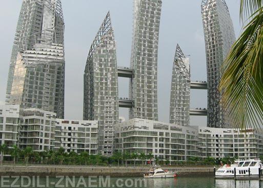 Сингапур: как живут миллионеры. Фото