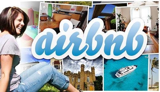 Аренда жилья через AirBNB для путешественников и отпускников