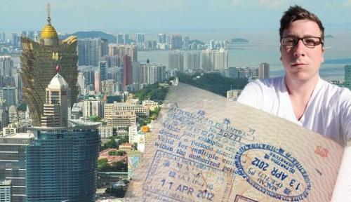 Как получать визу в Макао