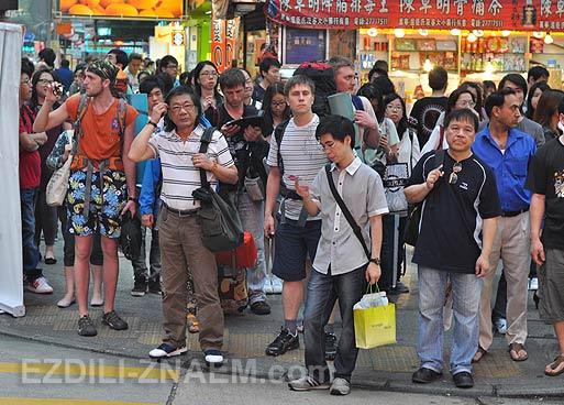 как выжить туристу в Гонконге (Китай)