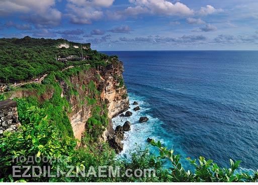 Остров Бали в Индонезии