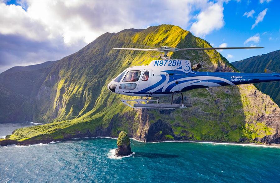 неповторимые ландшафты острова Мауи на Гавайях