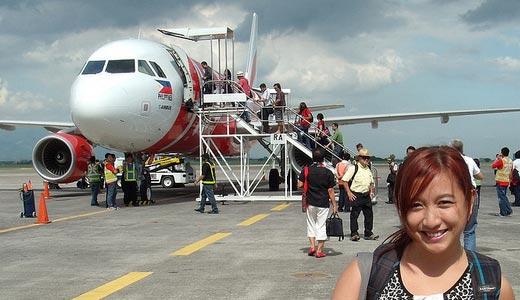 Инструкция как покупать электронный билет на AirAsia