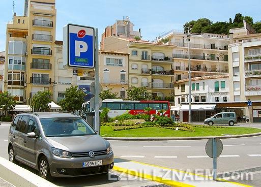 Советы по парковке в городах Европы