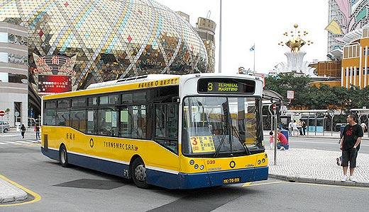 Транспорт в Макао. Как ездить по Макао