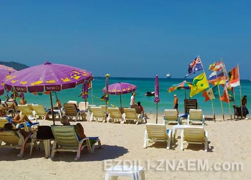 Пляжи Пхукета: Патонг