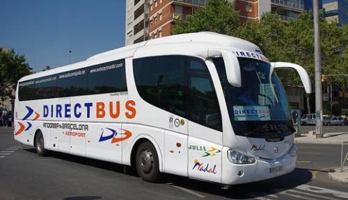 Как добраться автобусом из Барселоны в Андорру