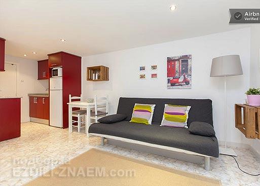 Аренда квартиры в Испании: квартира в Барселоне