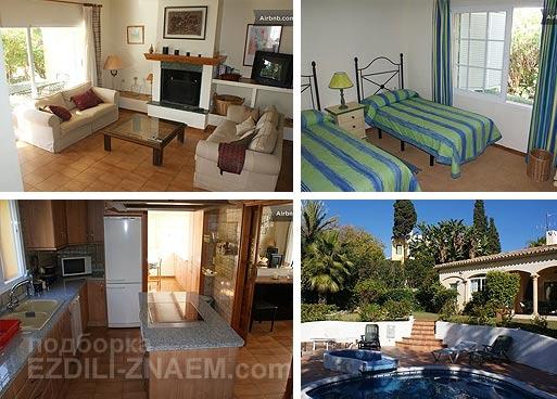 Аренда апартаменты испания недорого