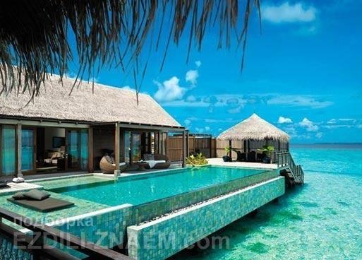 Куда поехать в марте. Отдохнуть на Мальдивских островах