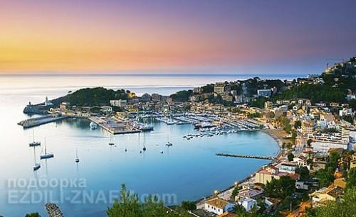 Острова Испании: остров Майорка