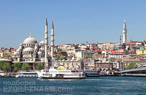 Куда поехать в мае? Поездка в Стамбул