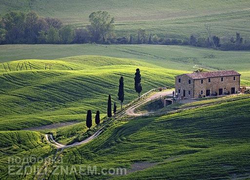 Куда поехать в мае: отдых в Тоскане в Италии