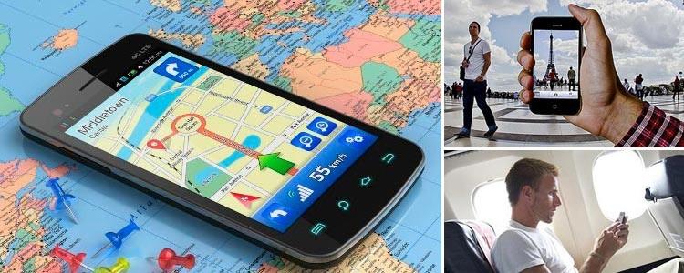 Смартфон для путешествий: плюсы и минусы