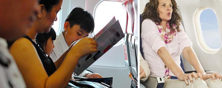 Аэрофобия: как перестать бояться летать