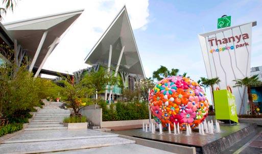 Новые шоппинги Бангкока