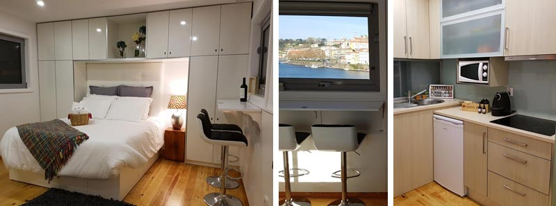 Апартаменты Douro River Apartments