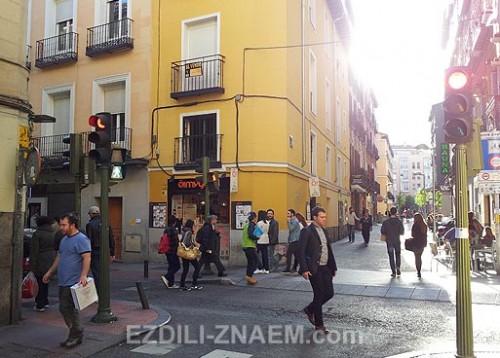 Фото Мадрида. Прогулка по району Чуэка