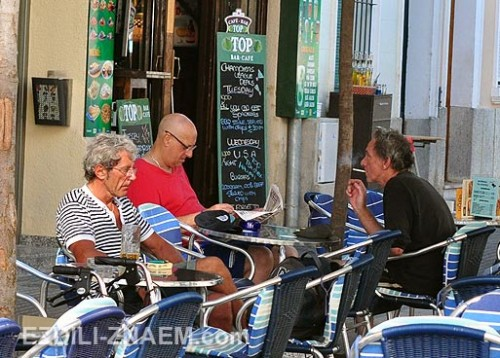 Отдых в Калелле. Испания