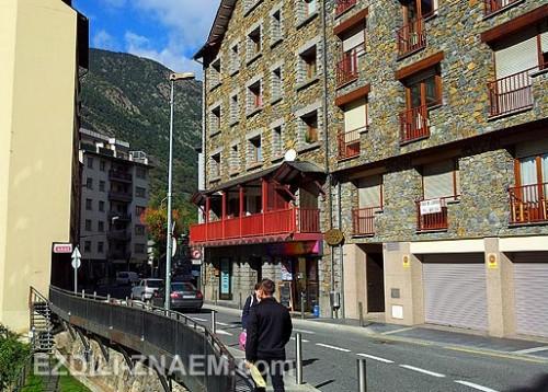 Улицы Андорры