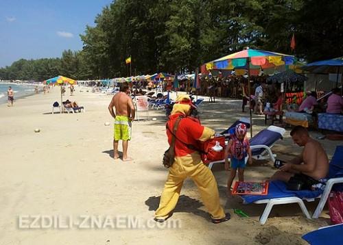 Пляжи Пхукета: Банг Тао