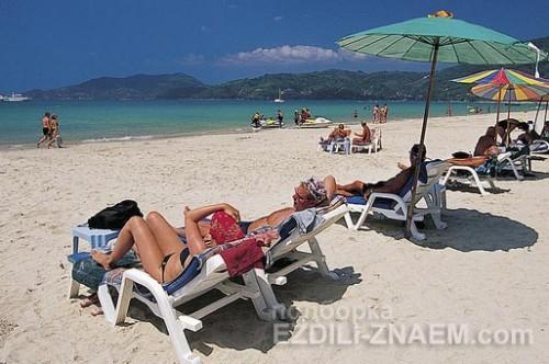 Пляжи Пхукета: Карон