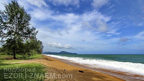 Пляжи Пхукета. Пляж Маи Кхао