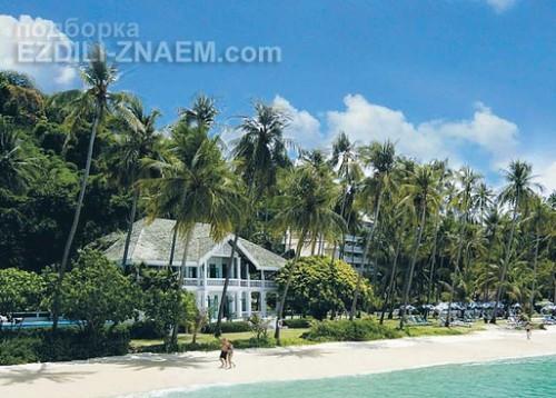 Пляжи Пхукета: мыс Панва