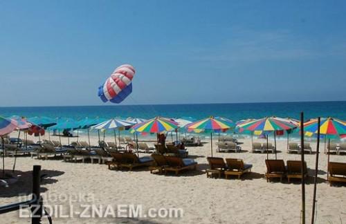 Пляжи Пхукета: Сурин