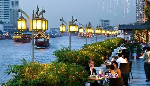 Бангкок: 7 мест откуда Бангкок виден по-новому