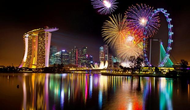 Новый год в Сингапуре
