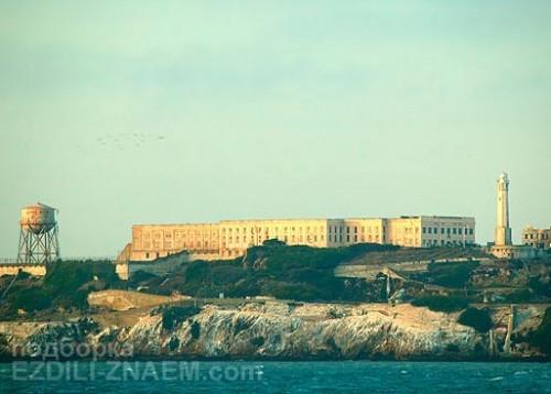 Что посмотреть в Сан-Франциско: остров-тюрьма Алькатрас