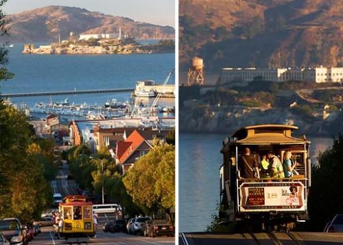 Что посмотреть в Сан-Франциско: канатные трамваи