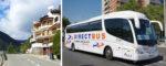 Как добраться автобусом из Барселоны в Андорру и обратно