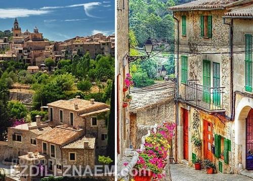 Испанский город Вальдемосса