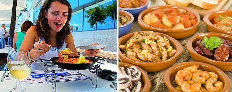 Еда в Испании: несколько туристических мифов