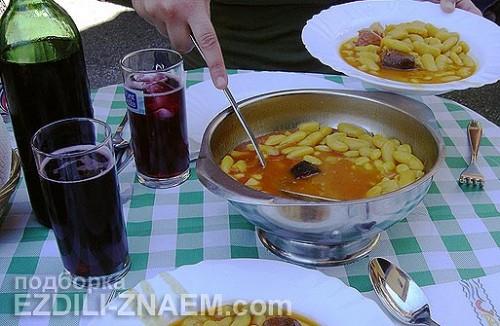 Еда в Испании: мифы и реальность