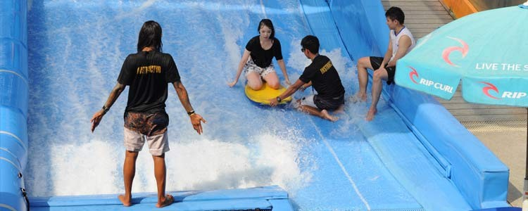 Серфинг в Бангкоке