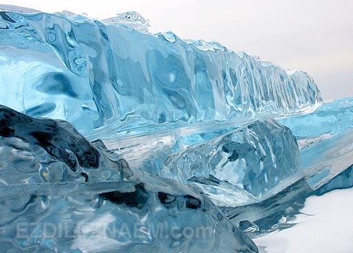 Зимние активные туры по Байкалу