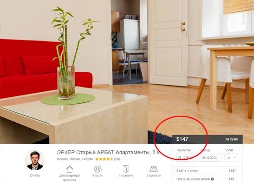 Как зарабатывать доллары, сдавай квартиру через airbnb