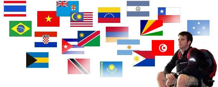 Куда поехать без визы. Безвизовые страны для россиян